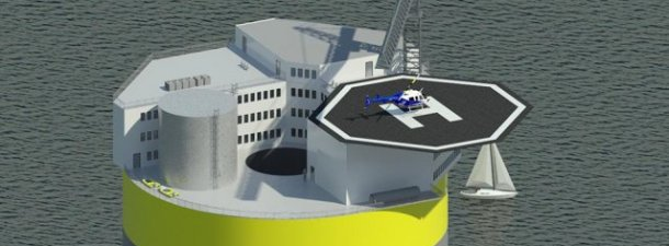 """El MIT diseña plantas nucleares """"flotantes"""" que podrían resistir terremotos y tsunamis"""