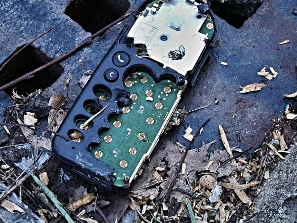 impacto ambiental de la tecnología móvil