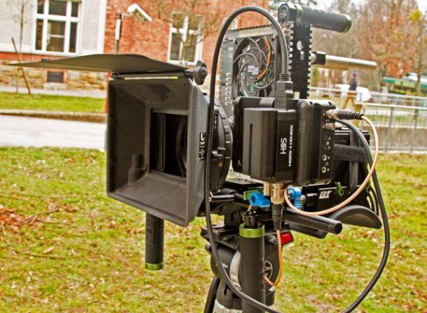 cámara 4K de código abierto