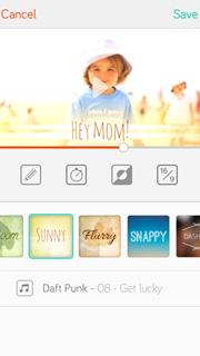 Replay app vídeo Instagram