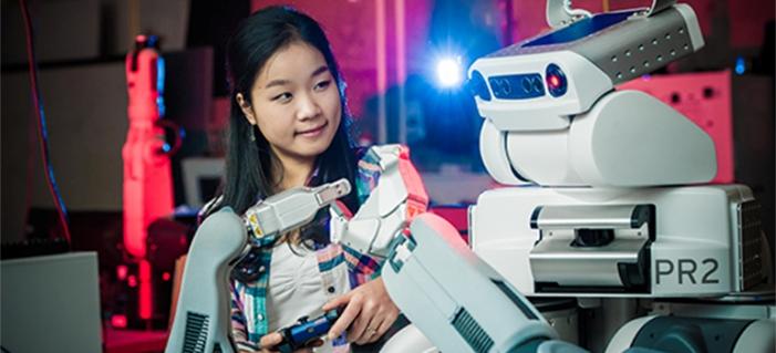Llegan los robots que usan el lenguaje corporal para comunicarse