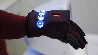 Top moda tech guantes