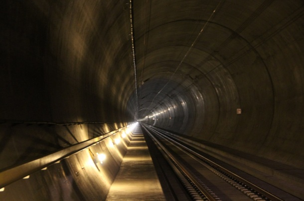 túnel más largo