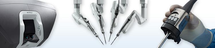 Robot quirúrgico Da Vinci: máxima precisión en el quirófano