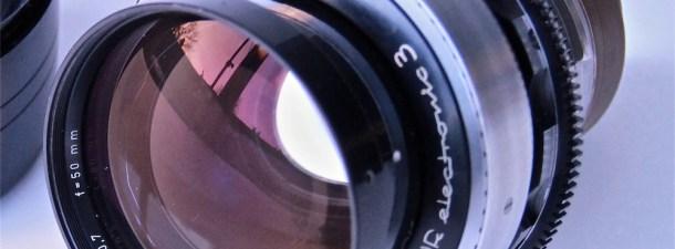 Zeiss Planar 50 mm f0.7, el objetivo más luminoso de la historia que llegó a usar Stanley Kubrick