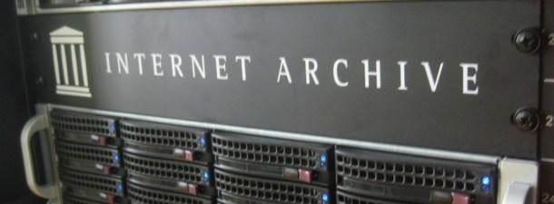 'The Internet Archive' alcanza los 400.000 millones de webs indexadas