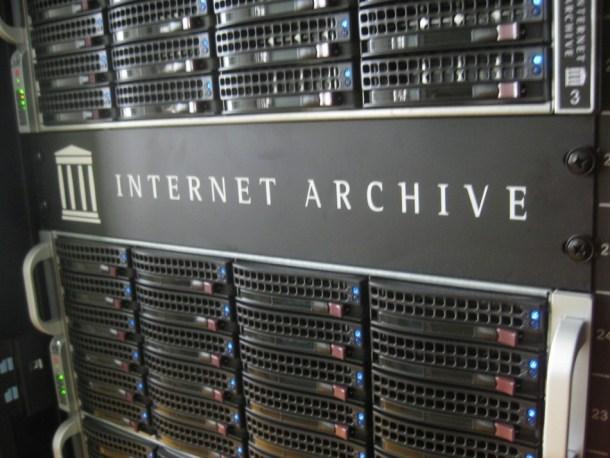 Archivo Internet
