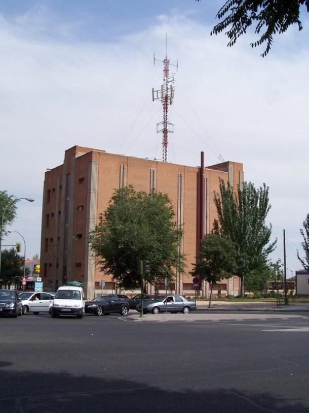 telephone exchange fortresses