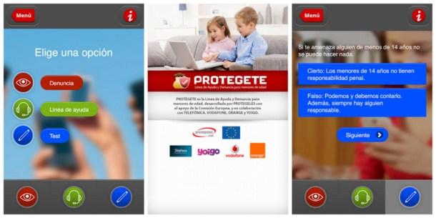 Protégete del ciberacoso