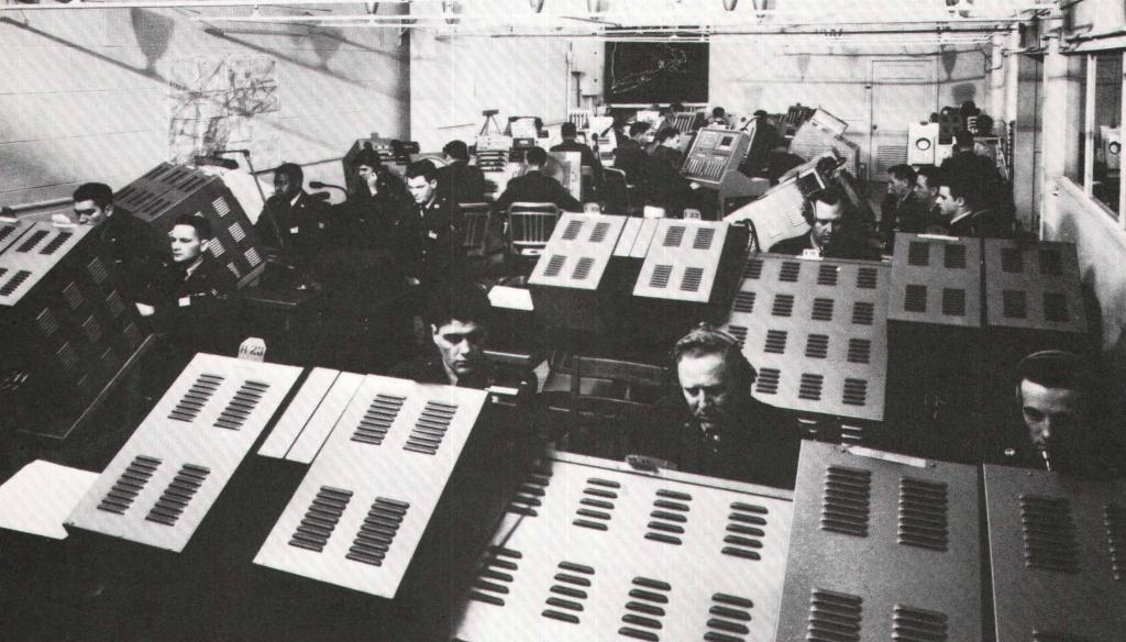 60 años de SAGE, proyecto de IBM que movió al 20 % de los programadores del mundo