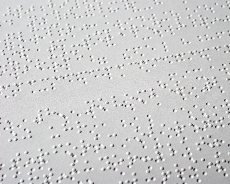Teléfonos móviles en Braille: la última revolución de la impresión 3D