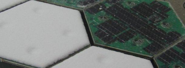 Desarrollan carreteras solares capaces de abastecer a todo un país