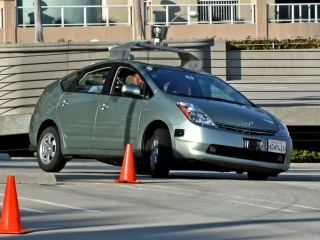 traffic fines for driverless cars