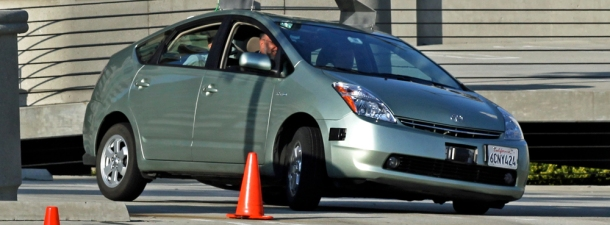 Who should pay the traffic fines for driverless cars?