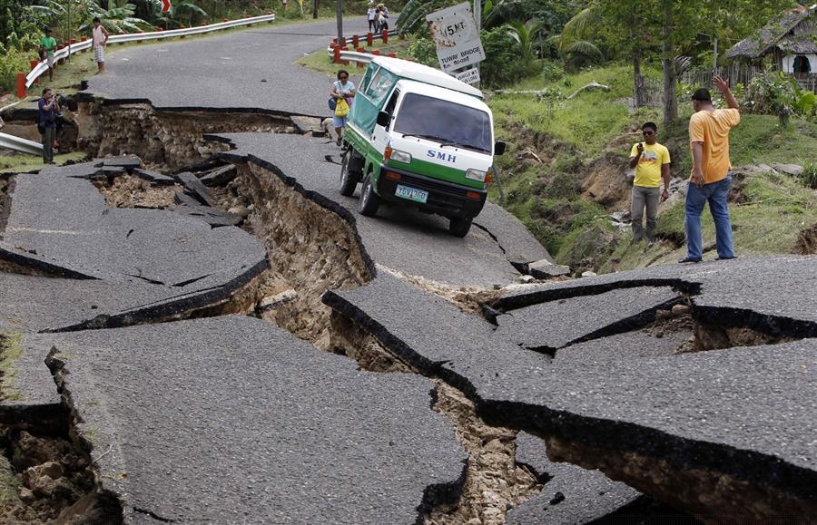 Cuando la actividad en Twitter sirve para analizar terremotos