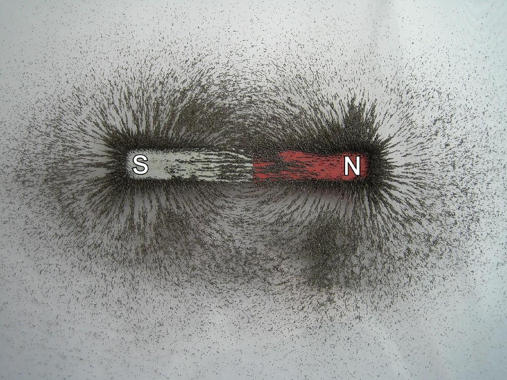 4 experimentos sobre magnetismo que te dejarán con la boca abierta