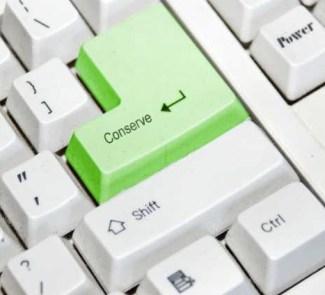 reduce computer energy consumption
