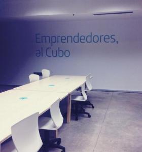 El Cubo - Open Future 3