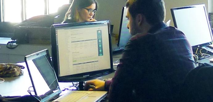 Nace 'El Cubo', primer espacio de crowdworking de Andalucía Open Future