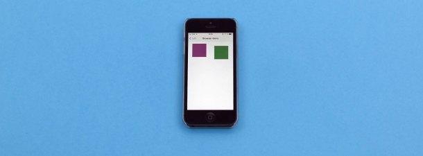 Con esta carcasa no sólo la pantalla del smartphone es táctil, sino también su alrededor