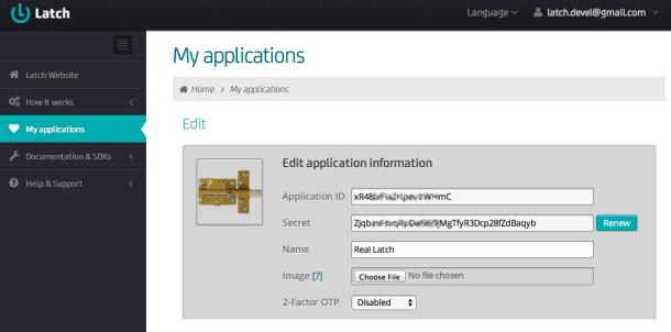 Latch - App