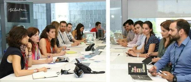 Mesa editorial martes - SM blanco