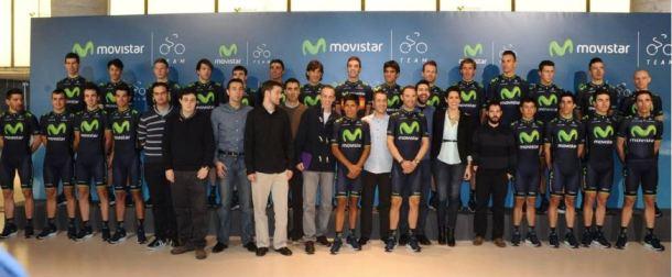 Movistar Team - Bike Lab
