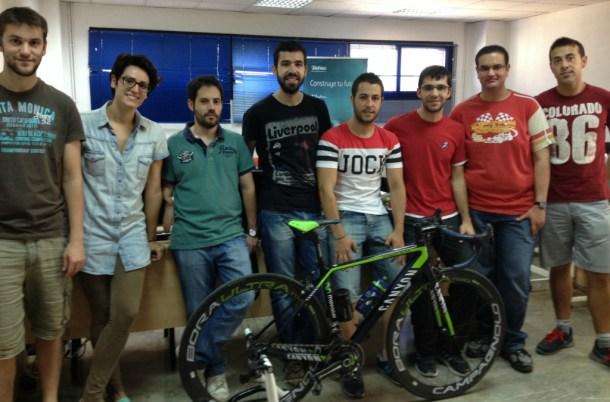 Talentum Startups Bike Lab
