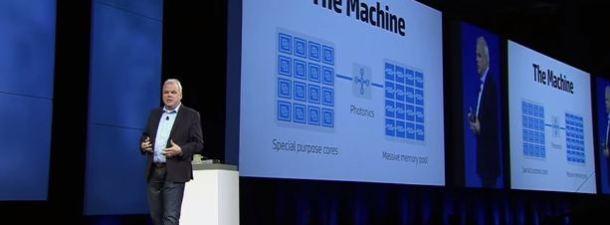 'The Machine' procesará 640 TBs de datos en una billonésima de segundo