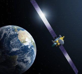 satélites