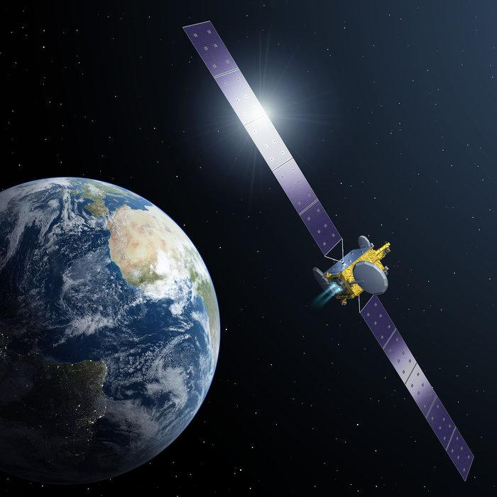 Un proyecto espacial busca mejorar la vida en zonas rurales de África
