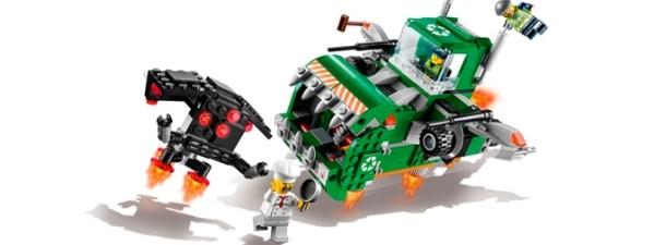 Los juguetes de Lego se transforman en juegos para smartphones