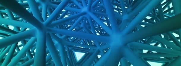 Desarrollan un material ultraligero y ultrafuerte con impresión 3D