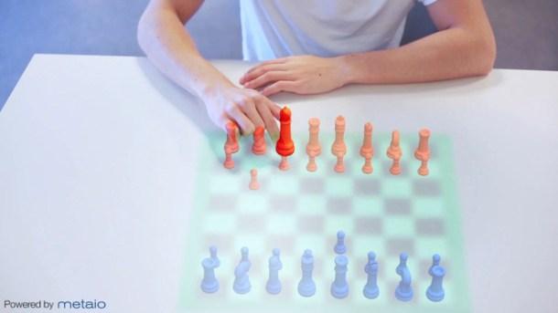 metaio ajedrez