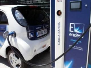 aparcamiento inteligente para coches eléctricos