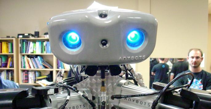 olimpiadas de robots