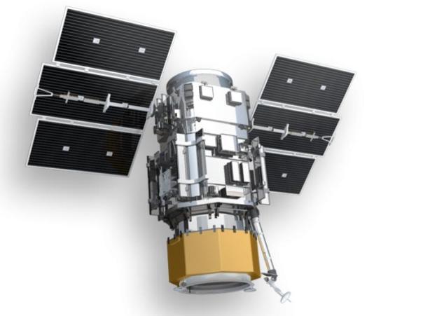 Imágenes espaciales de alta calidad
