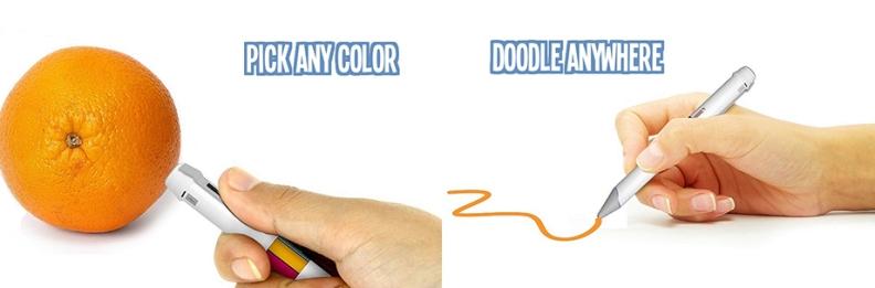 El tampón de clonar de Photoshop convertido en bolígrafo
