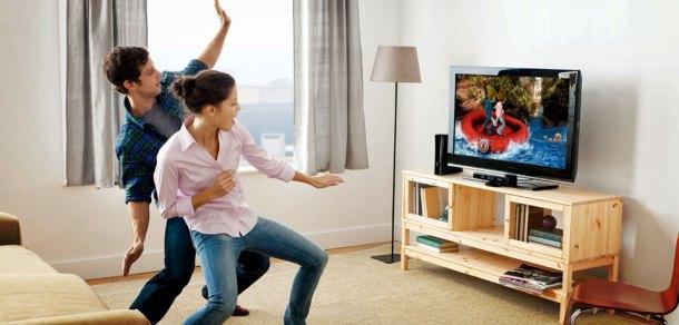 reconocimiento de gestos - Kinect XBOX