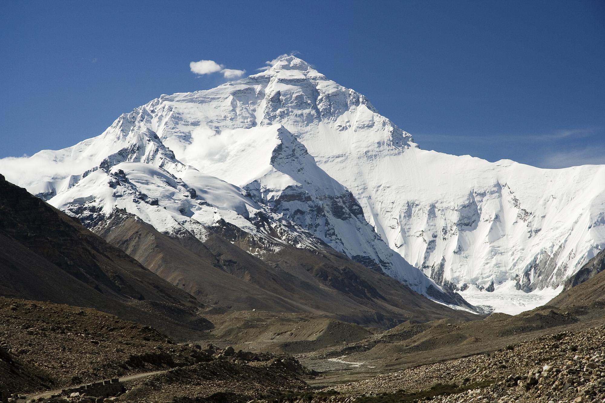 Cuatro montañeros diabéticos viajarán al Everest de la mano de Telefónica