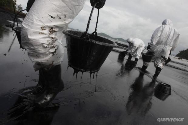 Esta membrana podrá limpiar cualquier marea negra