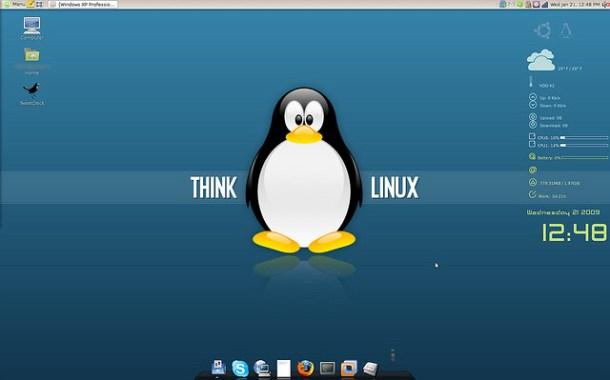 Linux - sistema operativo