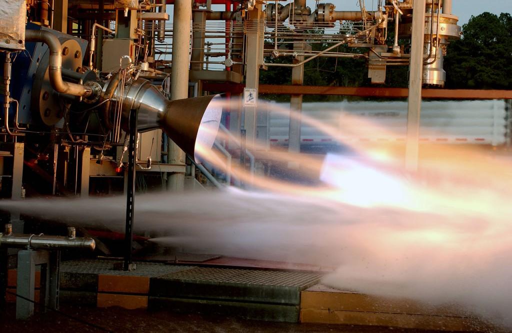 Usan impresión 3D para crear un motor de cohete