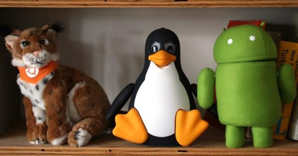 Android está basado en Linux