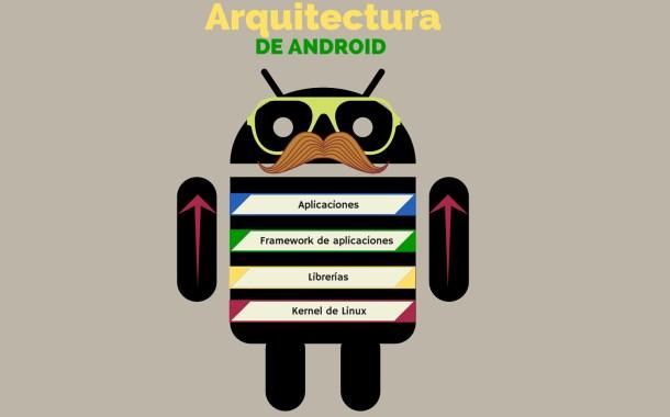 Android está basado en Linux arquitectura de android