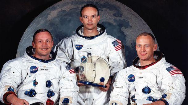 astronauts apollo 11