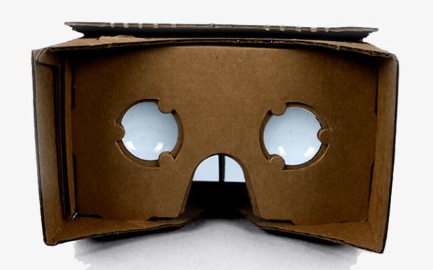 Realidad virtual con Google Cardboard