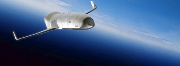 DARPA desarrolla un dron que llevará satélites al espacio