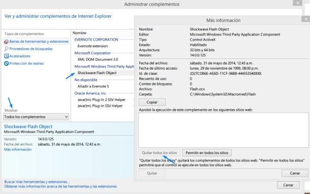 desactivar el autoplay en internet explorer