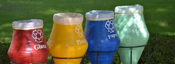 Europa reciclará el 70% de los residuos urbanos europeos en 2030